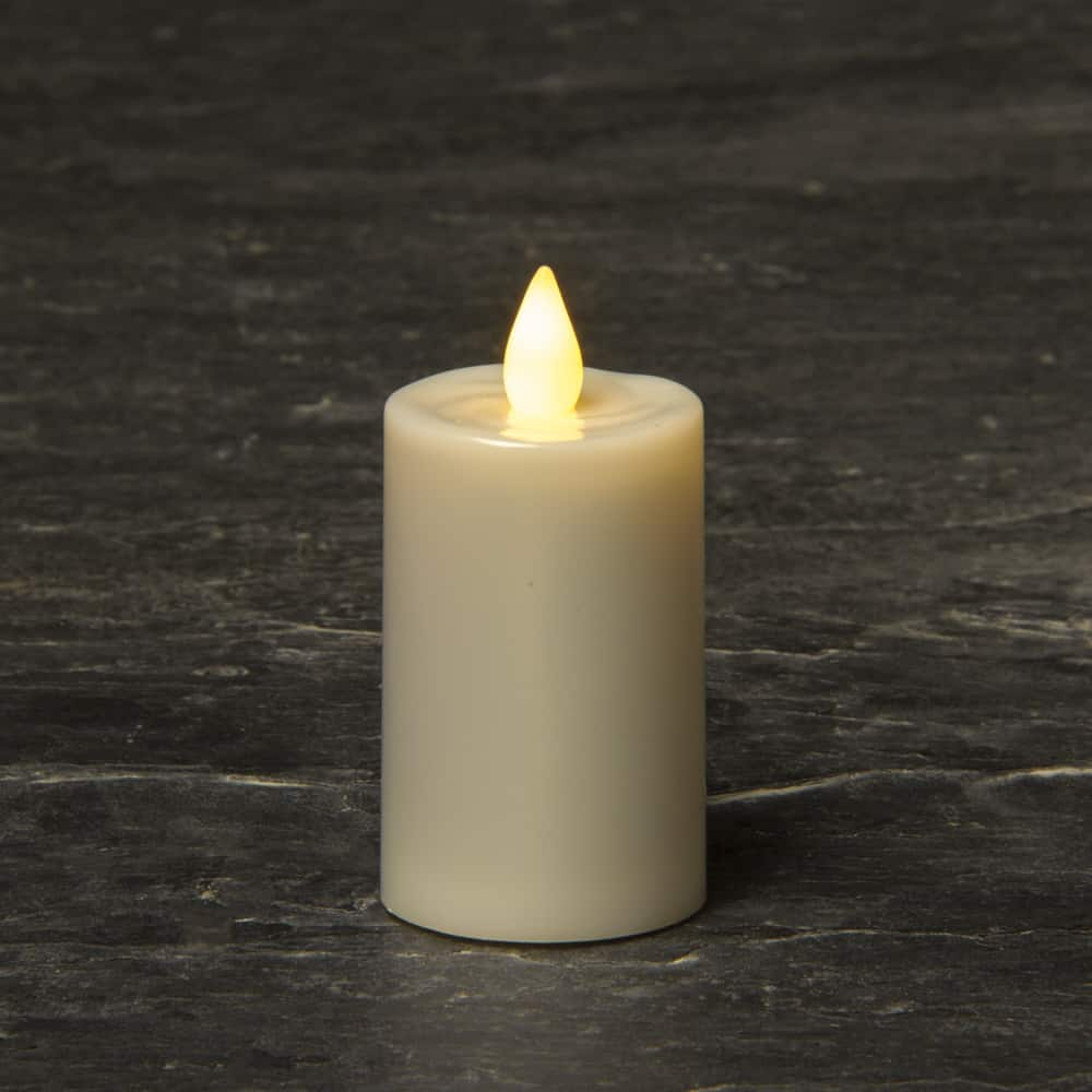 Warm White Votive Candle SC2210WW