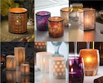 Signature Candle Holders